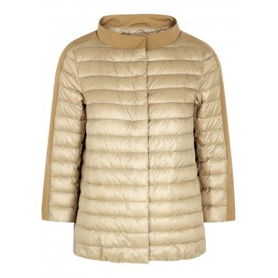 Herno Jewel sand quilted shell jacket SC433180