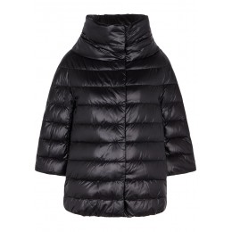 Herno Women's Icon black quilted shell jacket Fashion SC412113