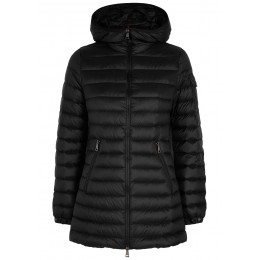 Moncler Women Ments black quilted shell jacket 3xl SC429703