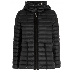 Moncler Women's Raie black quilted shell jacket Good Quality SC424127