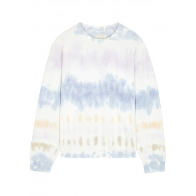 Citizens of Humanity Women's Tops Tie-dyed cotton top SC434137