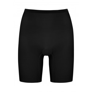 Wolford Girl's Outwear Black stretch-tulle control shorts Designer SC146500