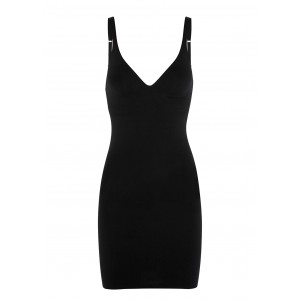 Wolford Women 3W black forming dress Casual SC358229