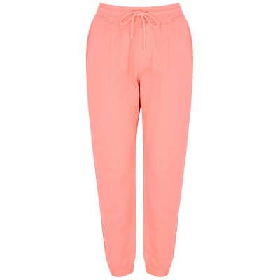 COLORFUL STANDARD Women Clothing Neon pink cotton sweatpants SC422857