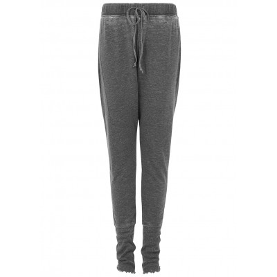 Free People Girl's Pants Cozy All Day grey jersey sweatpants Drawstring SC419768