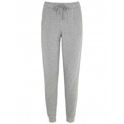 Free People Movement Girl's Back Into It grey stretch-modal sweatpants Summer SC427599