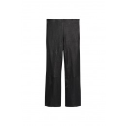 Theory Pants Pull-on kick pant in leather SC421388