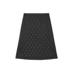 Burberry Women Clothing Diamond quilted a-line skirt Plus Size SC408960