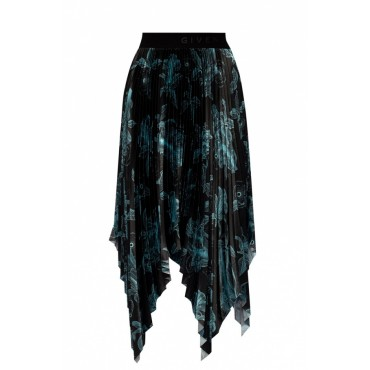 Givenchy Pleated skirt Plus Size YSEPOSF