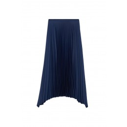 Theory Women's Outwear Pleated skirt in satin crepe Wholesale SC436929