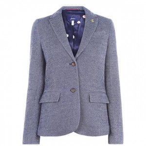 Joules Outwear Joules Juliane Jersey Blazer French Navy High End SMSKSLN
