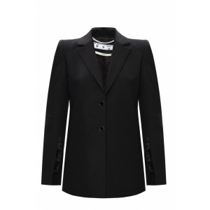 Off-White Women Blazer with cut-outs  OXAUWHP