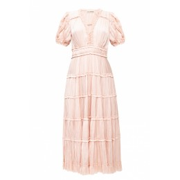 Ulla Johnson Women 'Olivia' dress with short sleeves Sale Online CDFWRTY