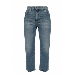 Girl's Clothing High-waisted jeans  PADIMHI