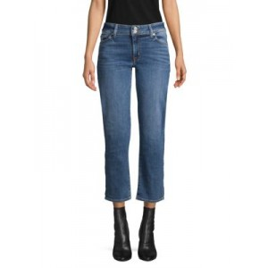 Hudson Women Pants Stretch Cropped Jeans  TVETWBT