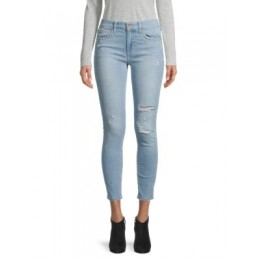 Joe's Jeans Girl's Mid-Rise Ripped Skinny Ankle Jeans MONARCH Size 26 MMQLFEQ