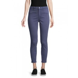 L'Agence Margot High-Rise Skinny Jeans SEA BLUE FEFUFLB