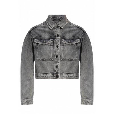 AllSaints Women 'Lennon' denim jacket Studio NYJHFFT