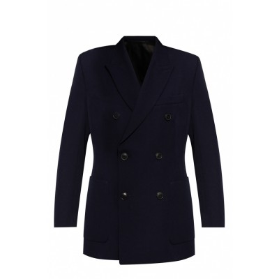 Ami Alexandre Mattiussi Women Clothing Blazer with notched lapels Brand ODAWLWX