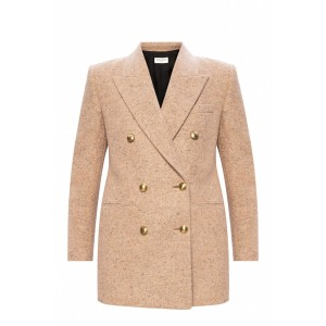 Girl's Double-breasted blazer  GXFNAET