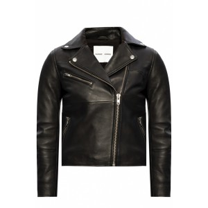 Girl's Outwear Leather jacket Winter Boutique VZSZIFG