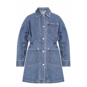 Levis Red Girl's Clothing 'Red Collection' denim jacket Discount RIDPYRQ