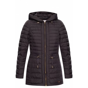 Woolrich Women Tops Hooded quilted down jacket Studio WYBZPLY