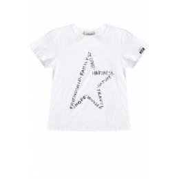 Golden Goose Women Outwear Printed T-shirt Gym Good Quality JWELEUJ