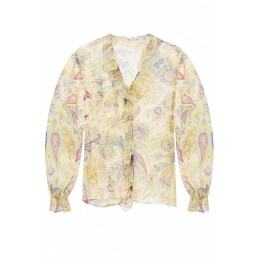 Etro Floral-printed shirt Loose Fit DITTLAX