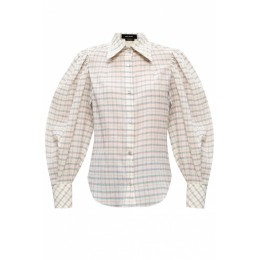 Isabel Marant Women Clothing Checked shirt Loose Fit MMBNQQC
