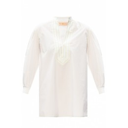 Tory Burch Women's Tops Shirt with stitching details Online XBTBYHK