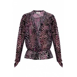 Zadig & Voltaire Women's Patterned shirt Fitness Wholesale FOYPFXQ