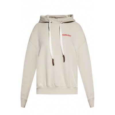 Ambush Women's Clothing Hoodie with logo Running YWQJVZO