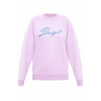 Diesel Girl's Tops Branded sweatshirt Business Online Sale UWXSOFM