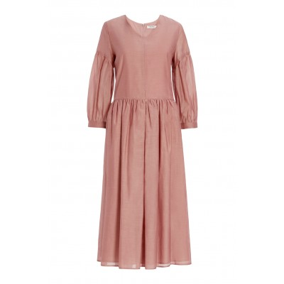 'S Max Mara Clothing Silk and cotton voile dress SC436609