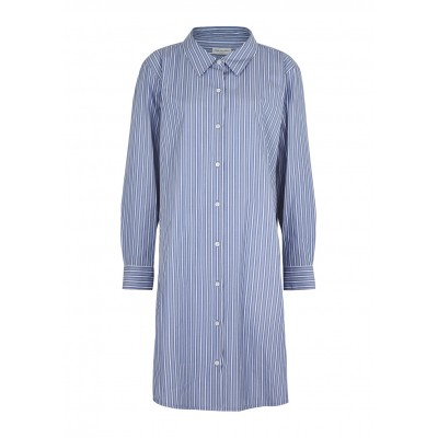 Dries Van Noten Girl's Dilan striped cotton shirt dress Work SC431007