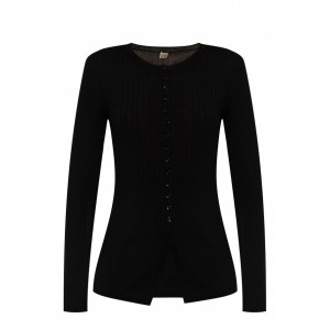 Toteme Women's Outwear Ribbed cardigan The Best OHGISAC