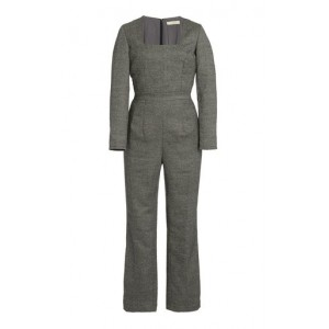USISI SISTER Girl's Tops Daisy Melange Wool Jumpsuit Grey Size XL Everyday