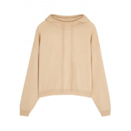 Loulou Studio Tops Linosa sand cashmere jumper Holiday SC433477