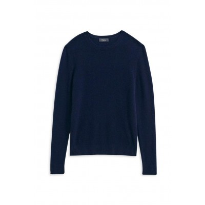 Theory Women's Outwear Crewneck sweater in feather cashmere Good Quality SC425534
