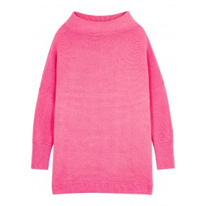 Free People Clothing Ottoman pink terry jumper SC434502
