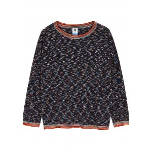 M Missoni Women's Outwear Space-dyed wool-blend jumper Casual Discount SC426247